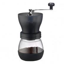 Tiamo Handkoffiemolen Grinder Zwart