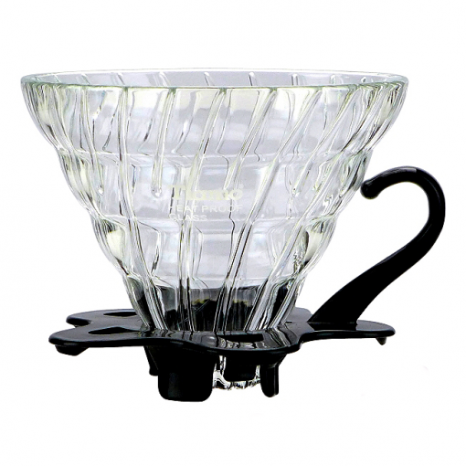 Tiamo Slow Coffee V02 dripper Glas