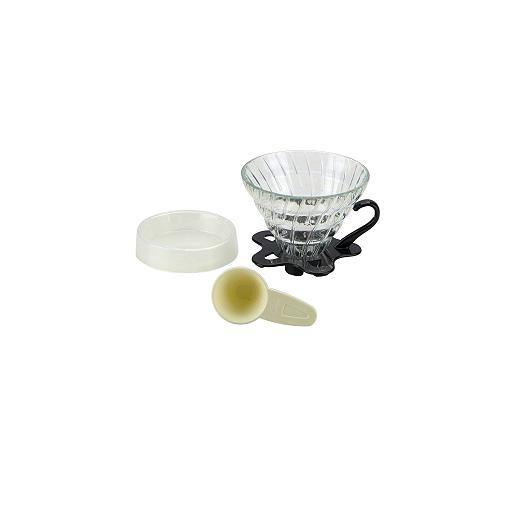 Tiamo Slow Coffee V02 dripper Glas Accessories